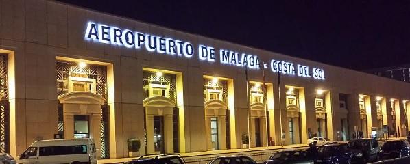 Información del aeropuerto de Málaga
